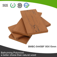 Outdoor Furniture Decking Material UV-resistant Wood Plastic Composite