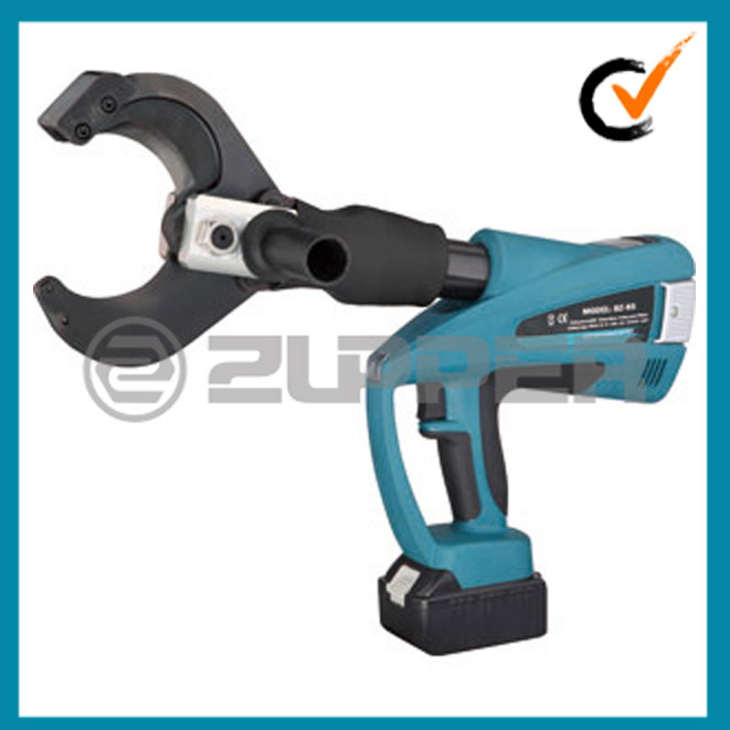 EZ-20 mini Battery Cable Cutter for Aluminum armored ASCR Steel wire
