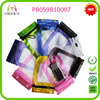 colorful PVC waterproof cell phone bag case waterproof bag for iphone