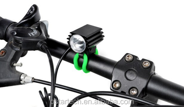 Thumb Size Ultral Bright Bicycle Helmet Light Kit Handlebar Mount (SG-X1)