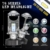 factory price 7000lms high lumen  brightness h4 led headlight bulbs with high low beam