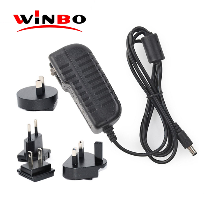 6v 600ma 3.6w AC DC Power Adapter Charger 12V 1A 12w DC Power Supply LCD/LED