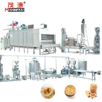 Factory Supply Peanut Butter Making Machine Line Butter Machine Peanut Processing
