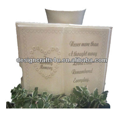 Grave Memorial Book Funeral Equipment Funeral Accessory