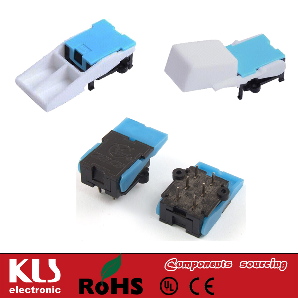 Good quality telephone hook switch 2P2T UL VDE CSA CE ROHS 06 KLS Brand