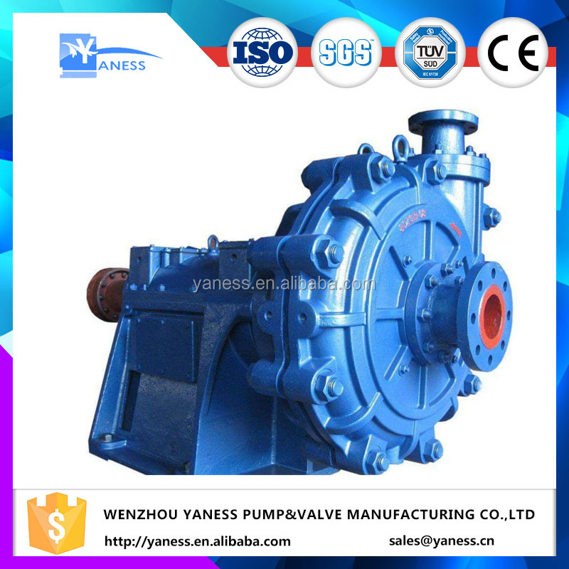 AH open impeller of chemical hydraulic slurry pump