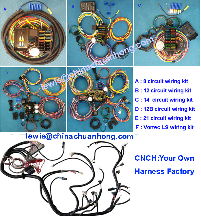 China Ignition Wiring Harness, China Ignition Wiring Harness ...