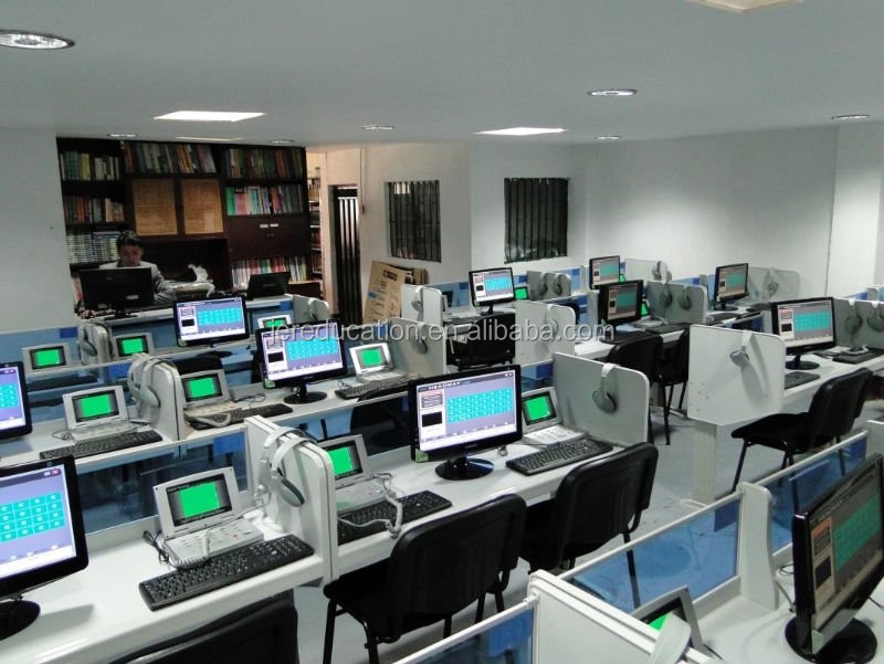 Hot selling cheap wireless lab equipment for language learning