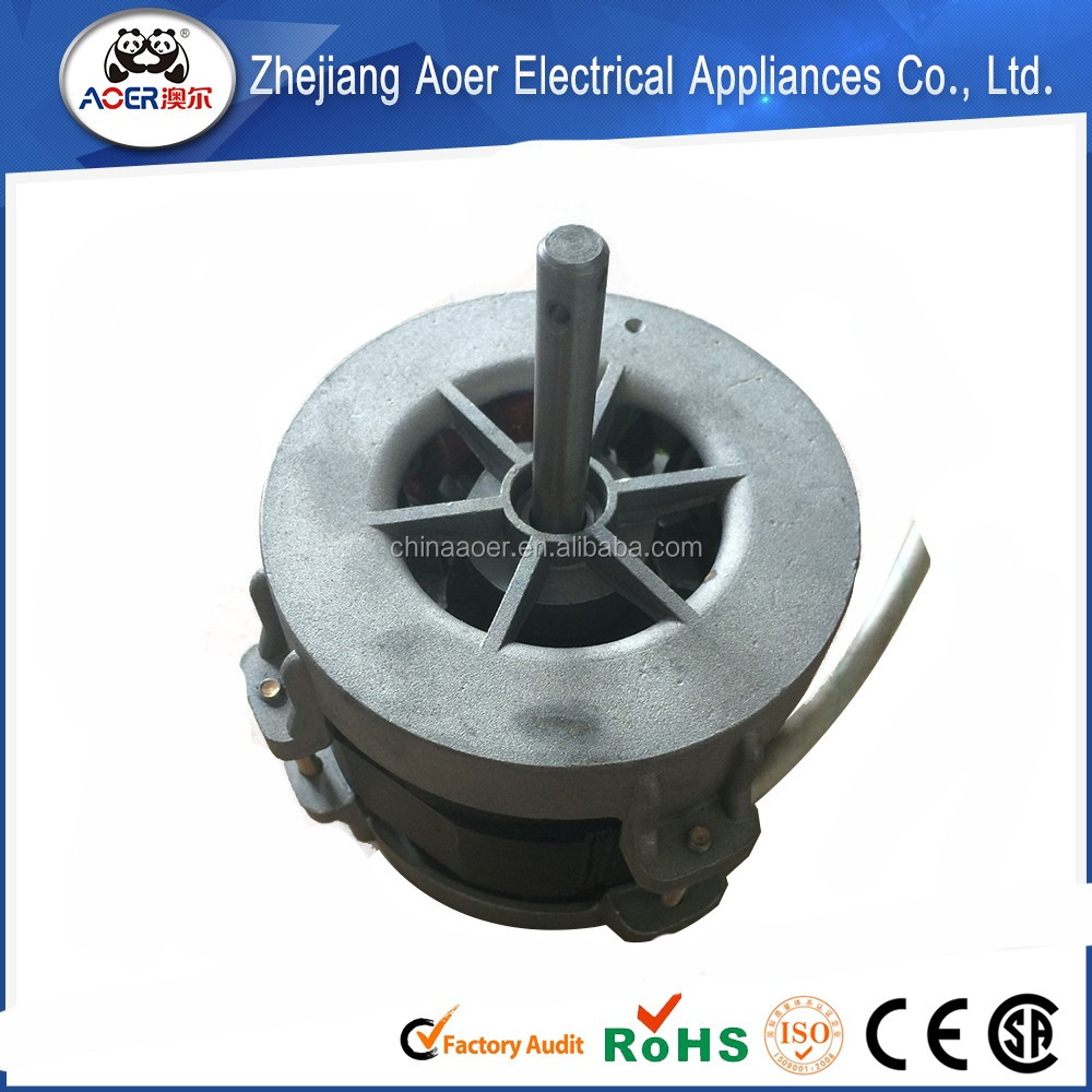 1500rpm Single Phase Small Powerful Electric Motors