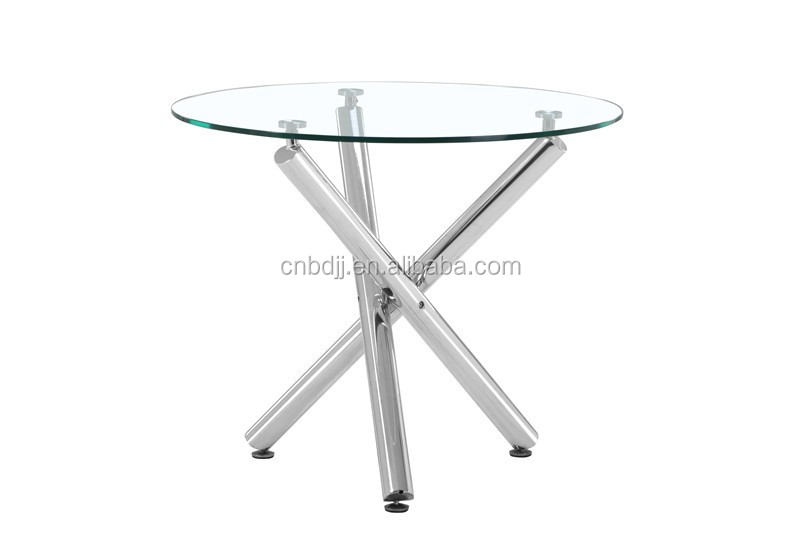 z217 living room furniture 8ft round table office with round plexiglass table top