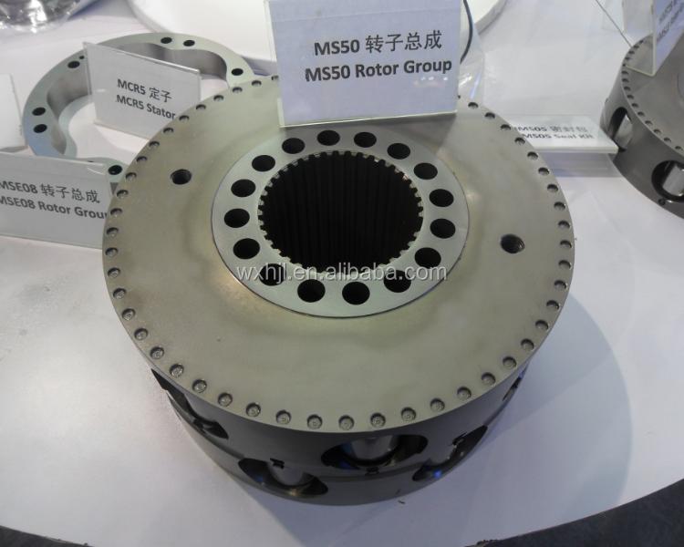 Supplying Ms18 Poclain Motor Parts For Poclain Hydraulic