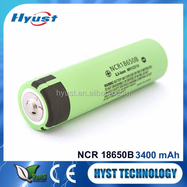 Big Sale Hight Drain 18650 3400mah Ncr 18650 Pf Ncr18650b 3.7v Battery Pack Ncr18650b 3400mah
