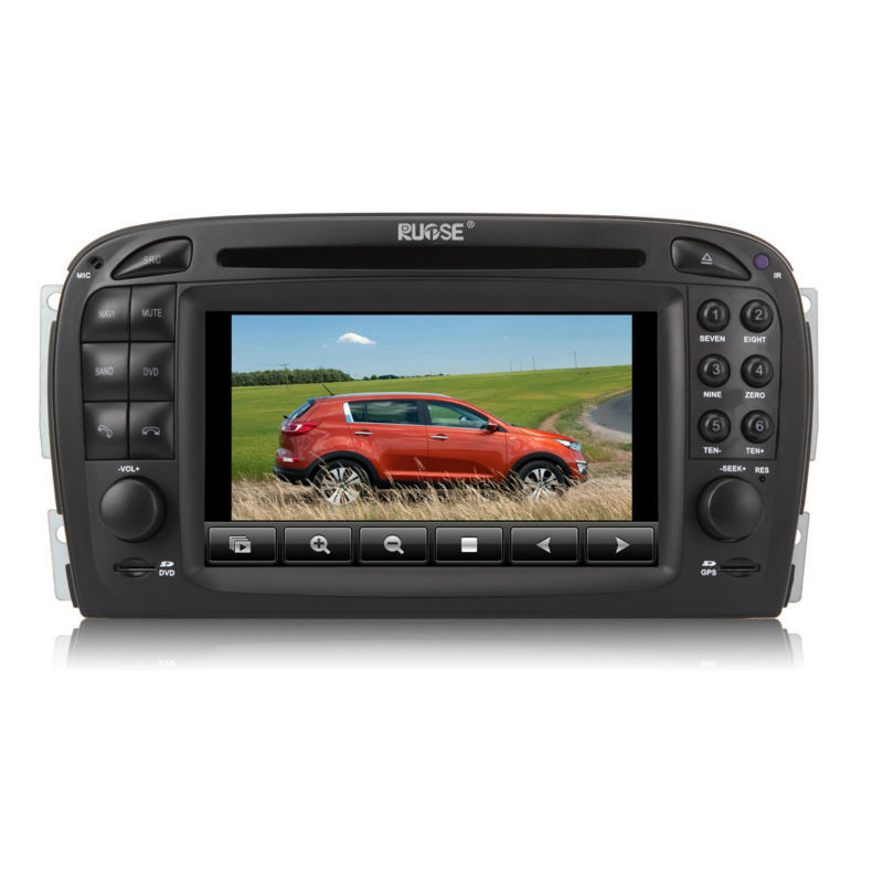 2 din car dvd gps navi radio stereo with 7 39 39 hd touch. Black Bedroom Furniture Sets. Home Design Ideas