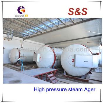 Szg-a High Pressure Steam Ager