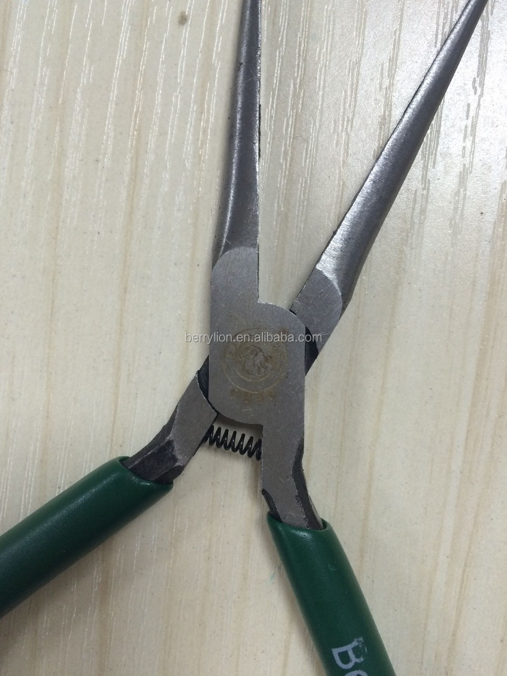 5 inches spring design long blade cutting plier
