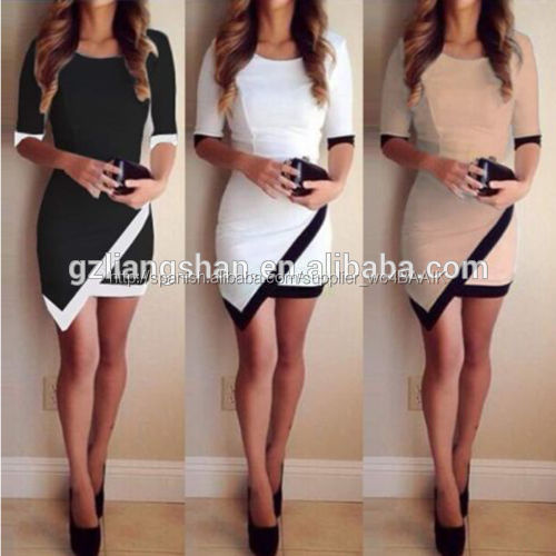 Aliexpress vestidos cortos mujer