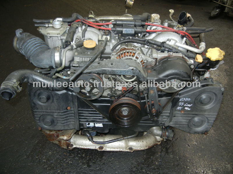 subaru ej20 engine workshop manual