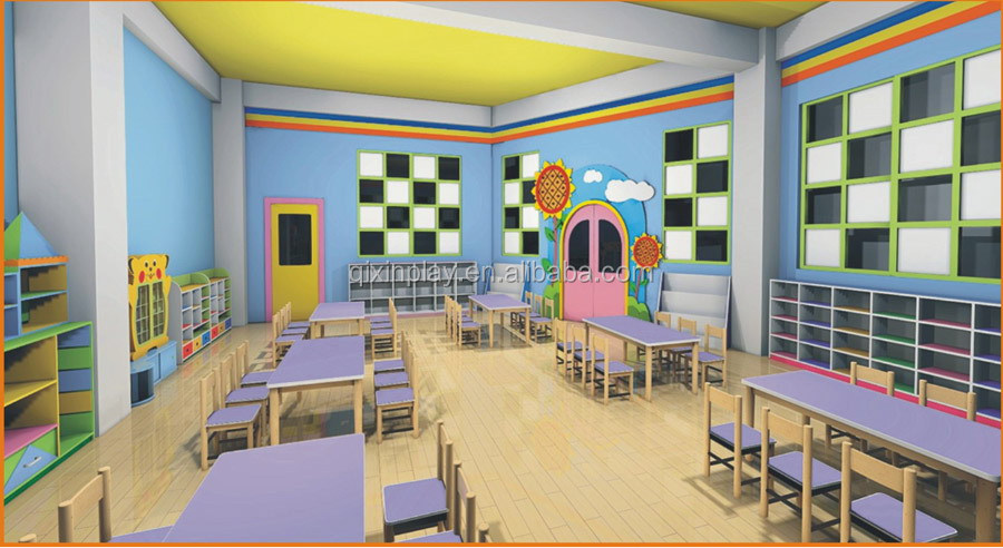 Day care center interior design images galleries with a bite - Modern daycare furniture ...
