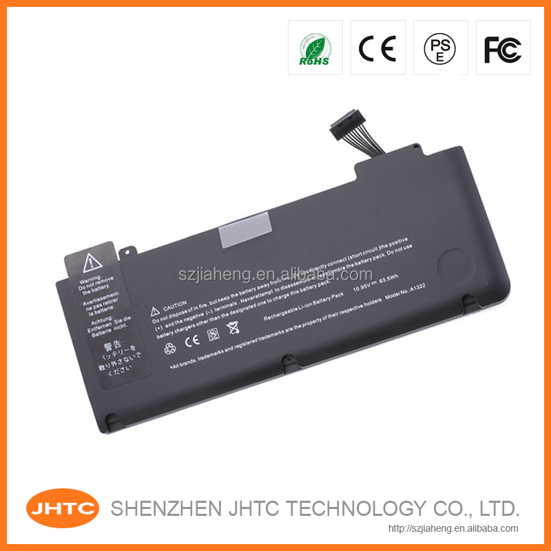 Wholesale uk Laptop Battery For AppleMacBook Pro A1278 for used apple computer laptop batteries