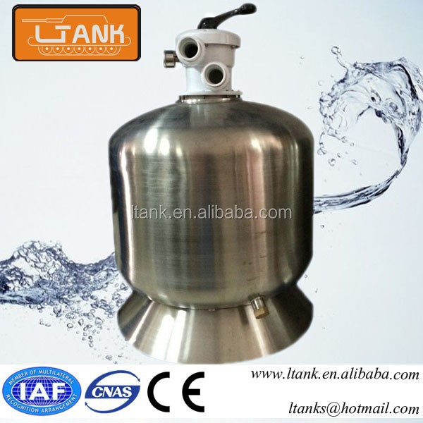 Factory Supply Stainless Steel Sand Filter Swimming Pool Filter ...