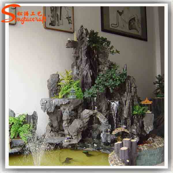 Incredible Bargains On Water Fountains For Home Decor Artificial Rock Waterfall Indoor Fountains And Waterfalls