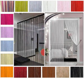 Cheap Decorative Room Divider String Curtain Buy String Curtains