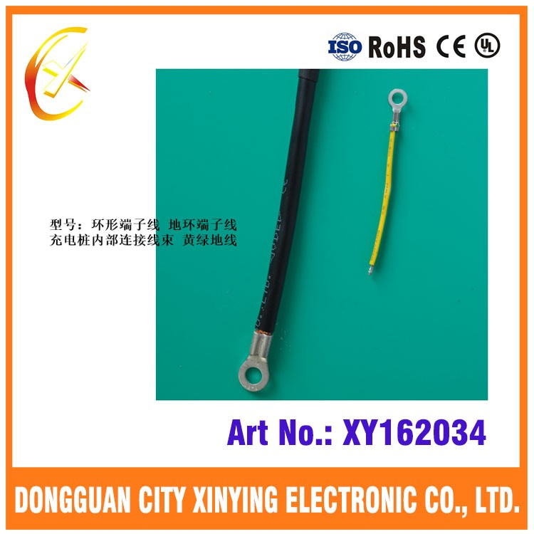 Custom Wire Assembly With Ring Terminal Ground Wire - Buy Wire ...