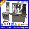 High speed automatic powder filling machine,garlic powder filler