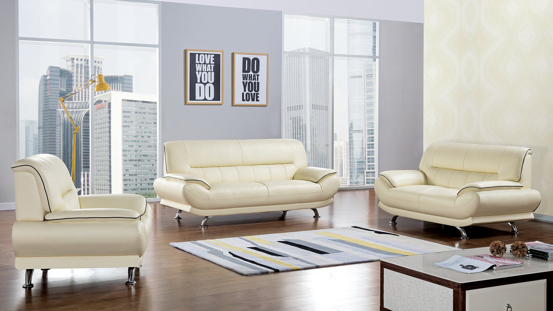 Buy American Eagle Furniture 3 Piece Arcadia Collection ...