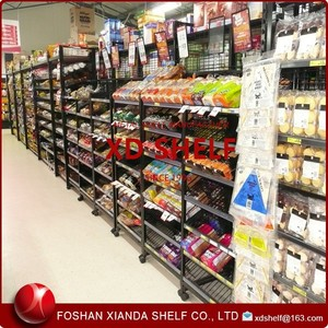 China wholesale Snack Food Display Stand