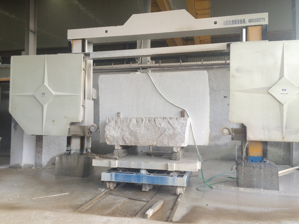 Wire Saw Machine, Granite and Marble Cutting, Stone Quarrying ...