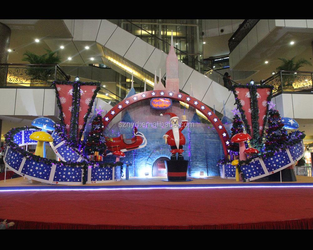 The Romp Family 30 Trend Terbaru Dekorasi Panggung Natal Dengan Kain
