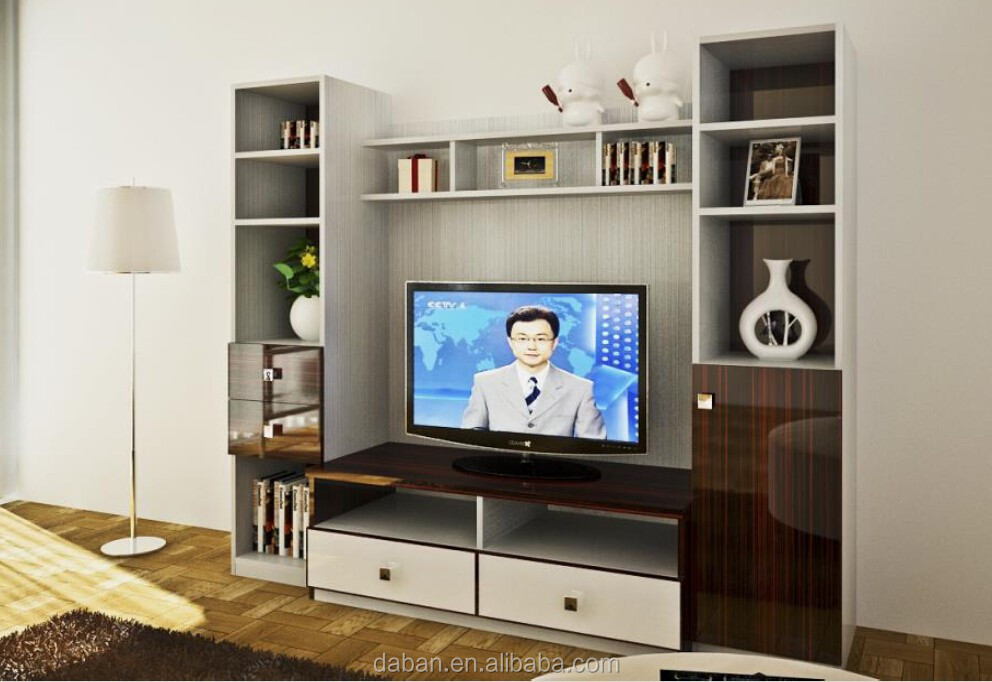 wall tv rack design cosmecol. Black Bedroom Furniture Sets. Home Design Ideas