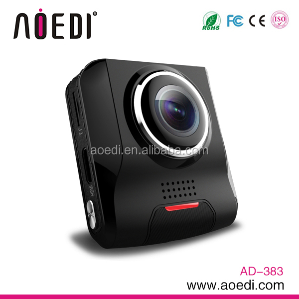 Car accident camera mini model hd car dvr with night version AD-385