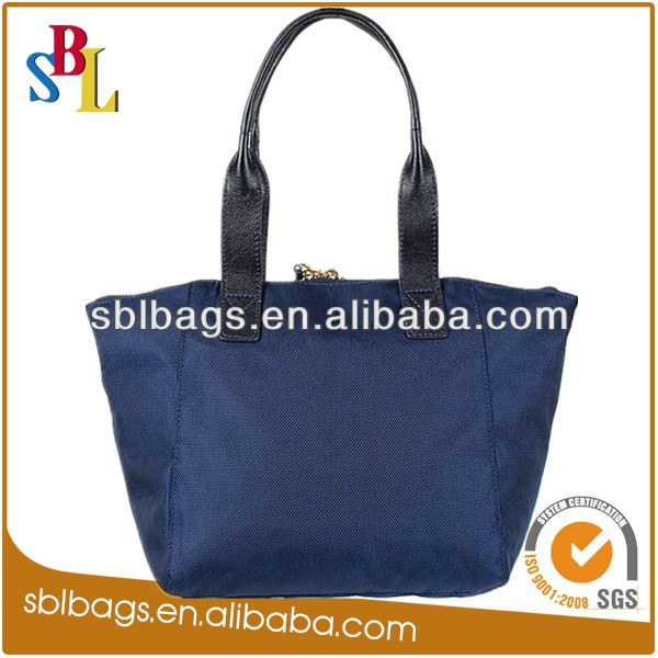 Handbags with locks & Korea fashion ladies handbag & wholesale handbags Malaysia SBL-5396