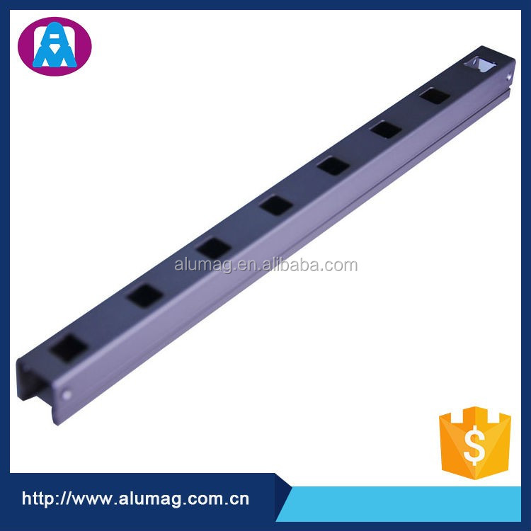 China factory machined aluminium profile for led light panel frame