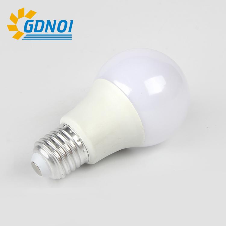 알루미늄 + 플라스틱 SKD 방열판 pc 커버 3w A45 led e26 e27 b22 e14 기본 램프 led 전구