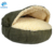 Orthopedic Cozy Cave Dog covered Bed stylish snoozer Pet Cave Dog Bed