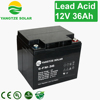 CE UL ISO approved 12v 36ah enersys battery
