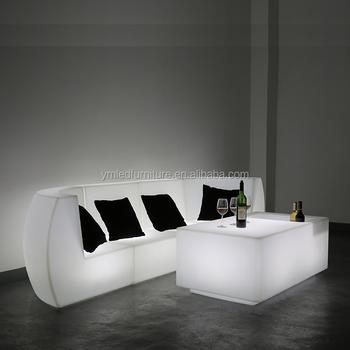 RVB LED Canapé, LED Éclairage Canapé Moderne LED Salon Canapé