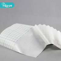 medical adhesive non woven wound dressing roll and bandages