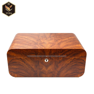 YUJIA high-end cigar humidor cigar box china factory