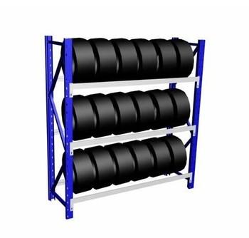 Ajustable garaje estanter as para neum ticos buy - Estanterias para garaje ...