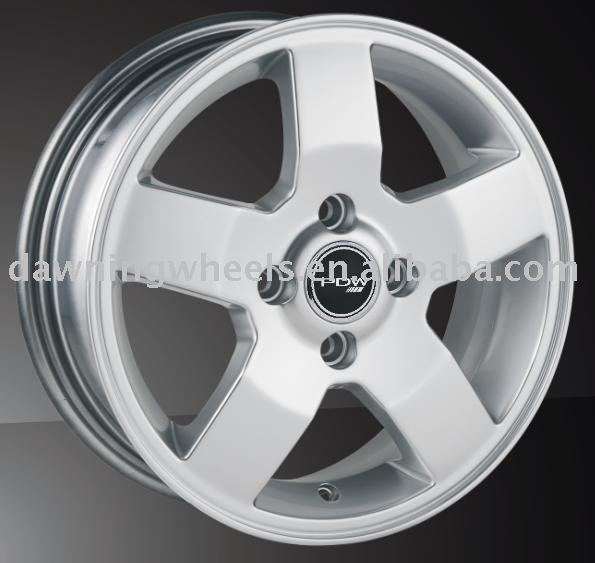 car alloy wheels 14 inch chevy - model 507