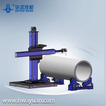 Automatic Cylinder/tank/pipe Welding Manipulator - Buy Pipe Manipulator  Welding,Welding Machine Manipulator,Automatic Welding Manipulator Product  on
