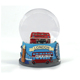 Custom souvenir snowball resin London City snow globe for sale