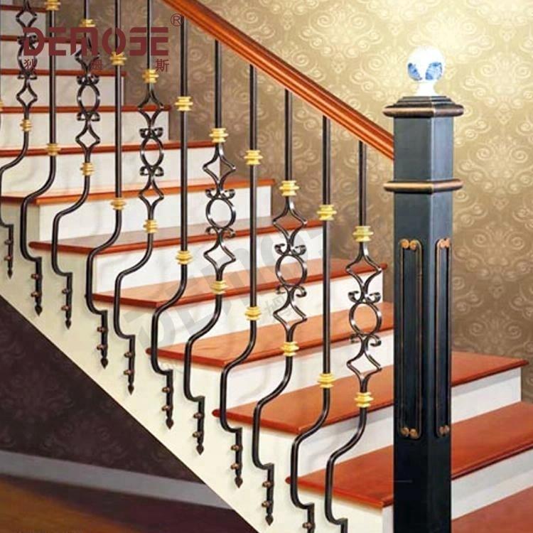 Used Wrought Iron Stair Railing Railings Modern