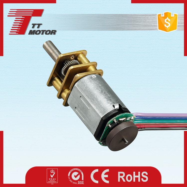 Small electric dc gear motor or dc motor for Car lock actuator