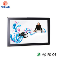 Advertising wifi lcd digital signage software