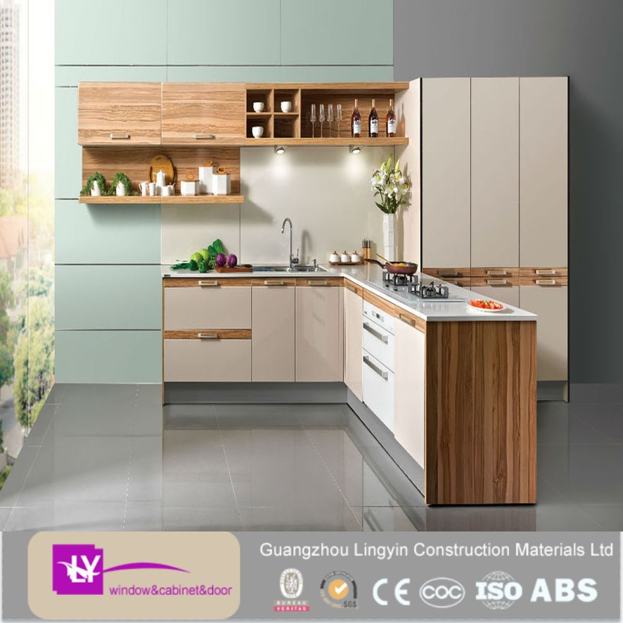 2016 Großhandel Holz Küchenschrank Esszimmer Möbel Mit Modernen